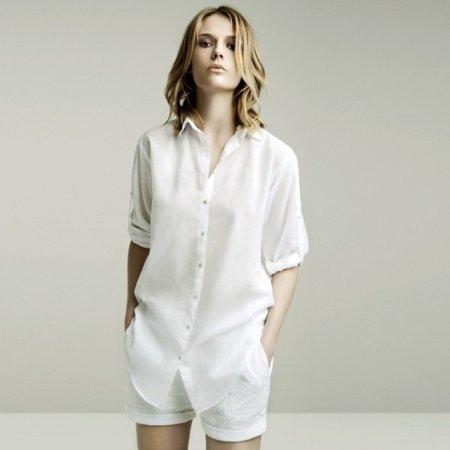 Camisa lookbook mayo de Zara