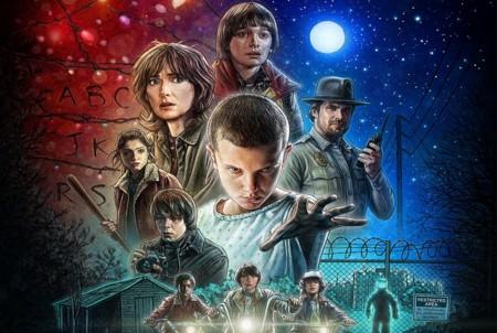 'Stranger Things', la hija bastarda de Stephen King y Steven Spielberg