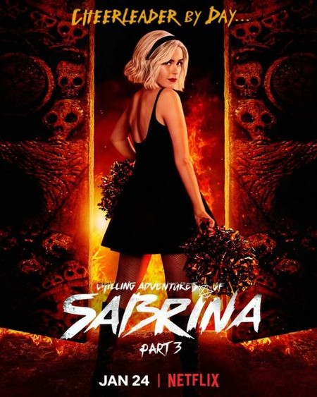Chilling Adventures Of Sabrina Part 3 Poster 480x600