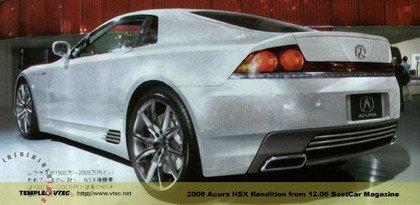 Honda Acura NSX 2008