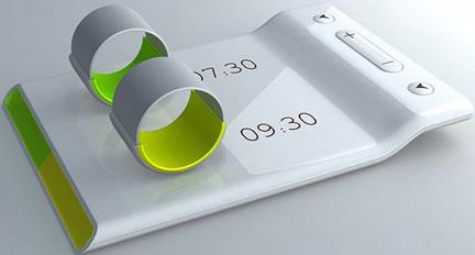 Ring Ring, anillo despertador para parejas