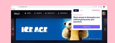 Esta extensión te permite compartir tu cuenta de Netflix o cualquier servicio de suscripción sin que sepan tu contraseña