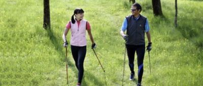 Nordic Walking (y II)
