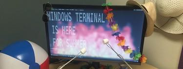 Ya puedes descargar la nueva Terminal de Windows 10