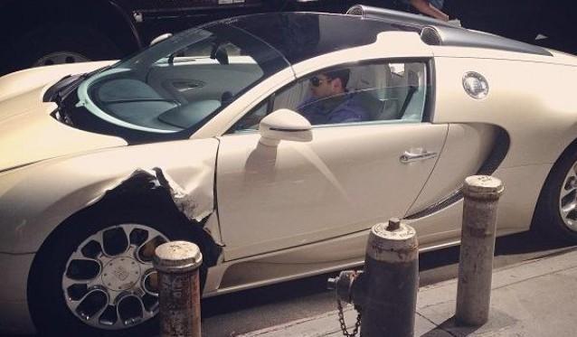 Bugatti Veyron Nueva York