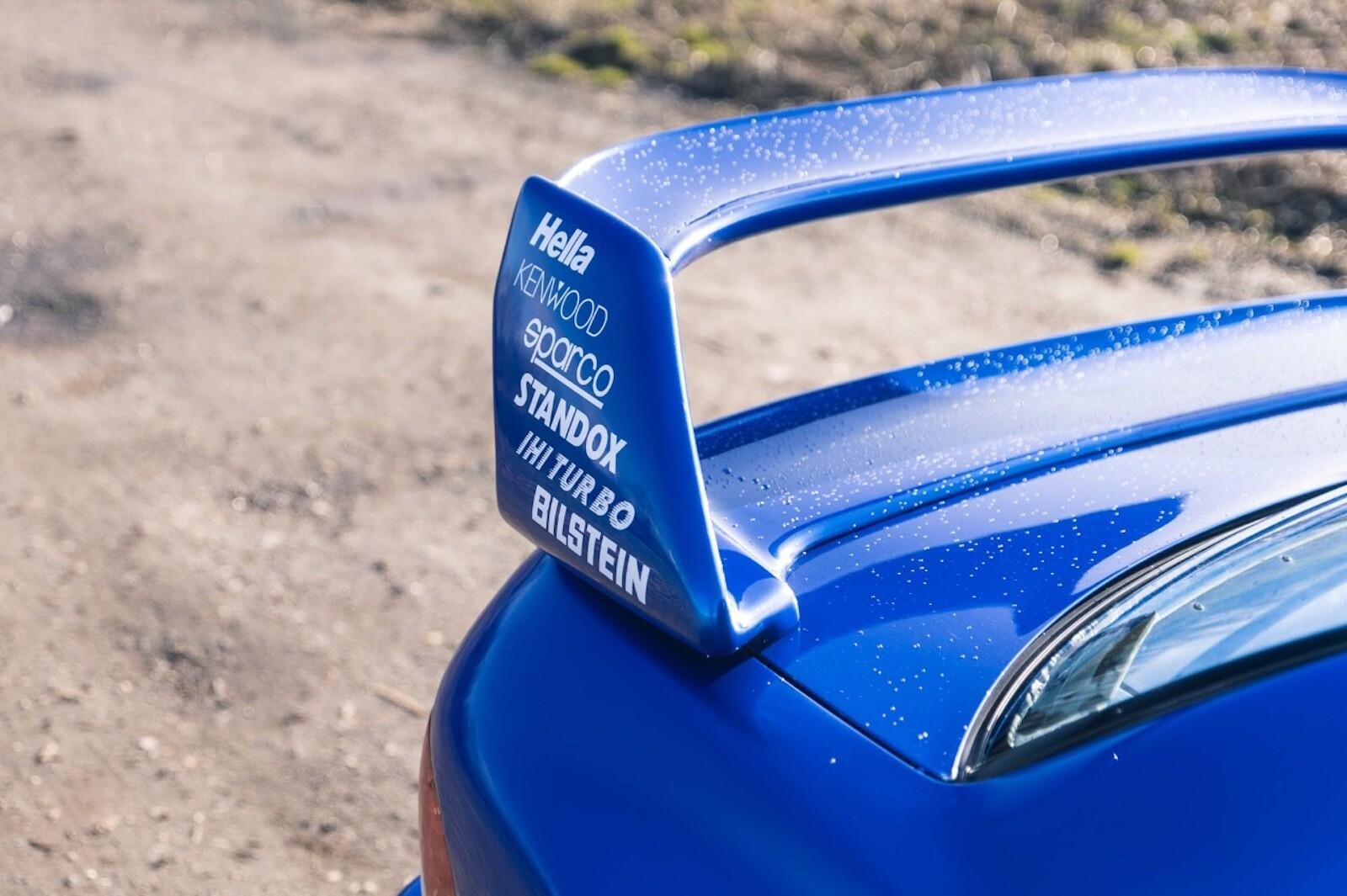 Foto de El Subaru Impreza WRC más caro en la historia (6/17)