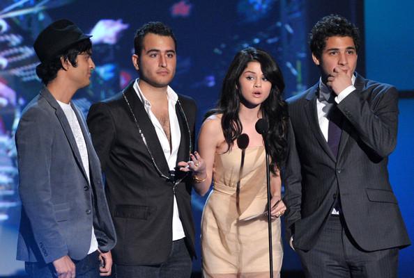 Foto de Famosos en los MTV Latinos 2009 (13/23)