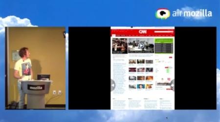 Junior: Mozilla quiere que Firefox entre en el iPad