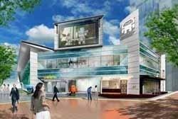 El primer museo y tienda del robot en Japón