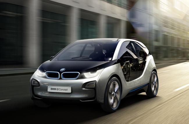 BMW i3 01
