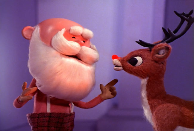 Películas infantiles navideñas - Rudolph