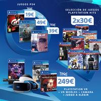 Sony inicia la promoción Vuelta al Juego con ofertas muy interesantes en juegos de PS4