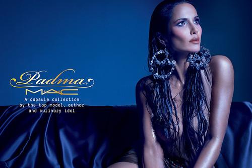 Padma Lakshmi y MAC se unen para crear una maravillosa colección de maquillaje (y que todas desearemos)