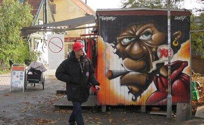 ¿Debe proporcionarse 'libertad económica' para el modelo defendido en Christiania?