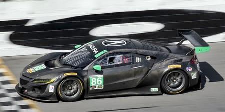Si eres un turbo-hater, este vídeo del Acura NSX GT3 en Daytona no te va a gustar nada