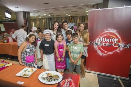 Más de 3.000 aspirantes para el Masterchef Junior de Televisión española