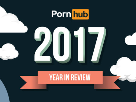 Se subieron 68 años de porno a PornHub y más datos curiosos de sus estadísticas