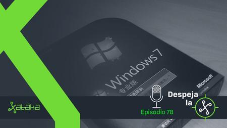 El fin de una era: Microsoft da la última estocada a Windows 7 (Despeja la X, 1x78)