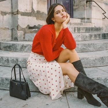 Las parisinas que mejor visten compran su ropa en estas 9 marcas francesas