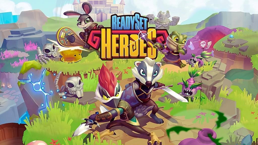 ReadySet Heroes, el simpático dungeon crawler multijugador de Robot Entertainment, fija su fecha en PS4 para octubre [GC 2019]