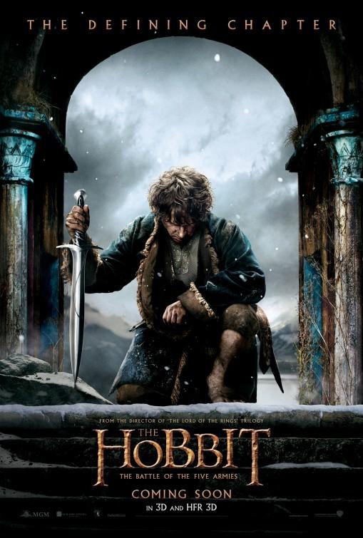 Foto de 'El hobbit: La batalla de los cinco ejércitos', carteles (3/29)