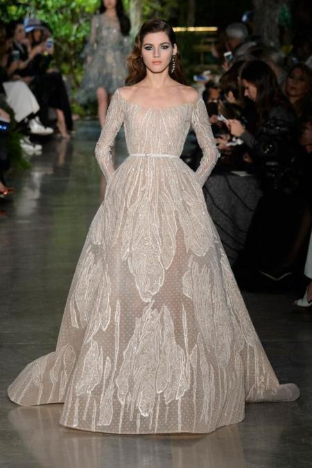 Elie Saab Haute Couture Spring 2015 Pfw5