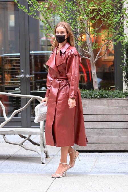 Rosie Huntington Whiteley Look Primavera 2021 01