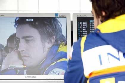 Alonso no se cierra ninguna puerta para el 2009