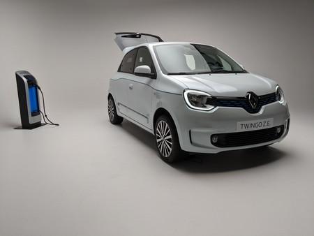 Renault Twingo Electrico 04