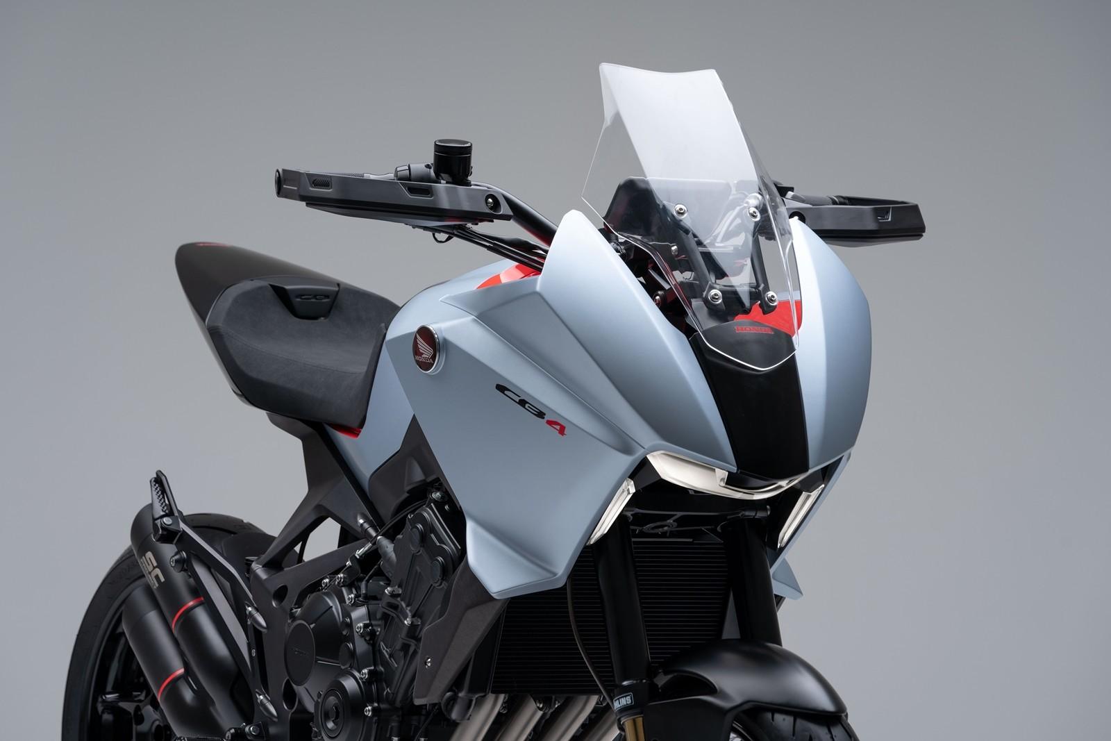 Foto de Honda Concept CB4X (2/13)