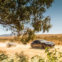 Porsche lleva sus Panamera 2017 a Sudáfrica para ponerlos a prueba antes de su lanzamiento