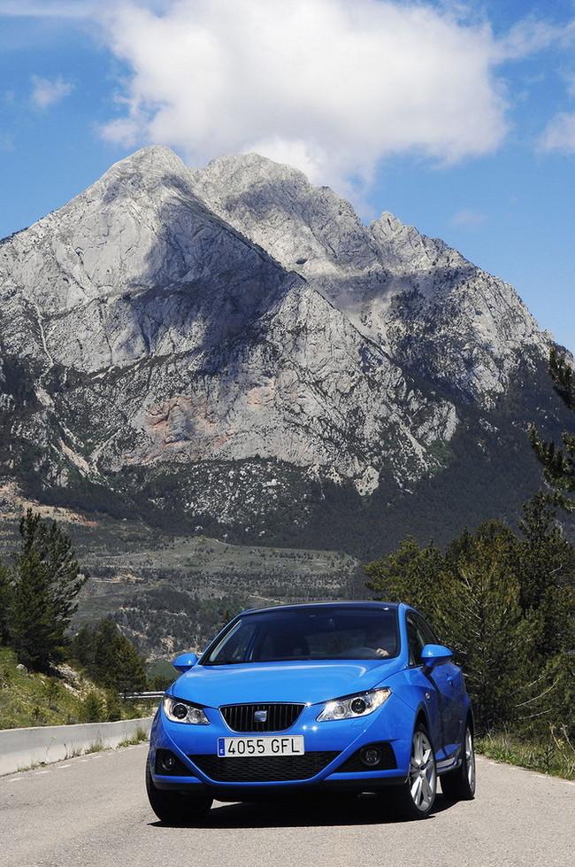Foto de Seat Ibiza SportCoupe (44/100)