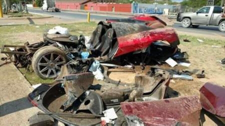 Dolorpasión™: Adiós a una pieza única llamada Koenigsegg CCX Custom Vision