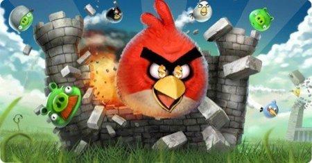 Angry Birds supera las 350 millones de descargas