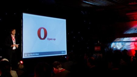 Opera revela sus planes de futuro en la Up North Web