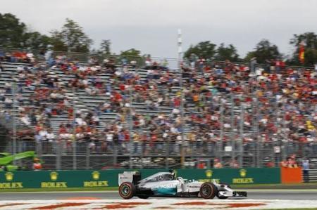 Hamilton al frente en los Libres 3. Alonso, líder del resto