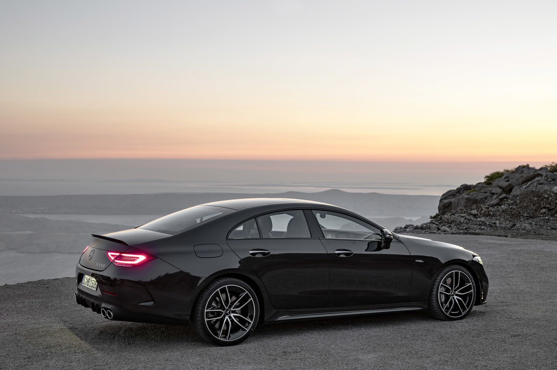 Foto de Mercedes-AMG CLS 53 4Matic+ (10/20)