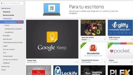 Google impulsa las aplicaciones empaquetadas de Chrome con la vista puesta en Chrome OS