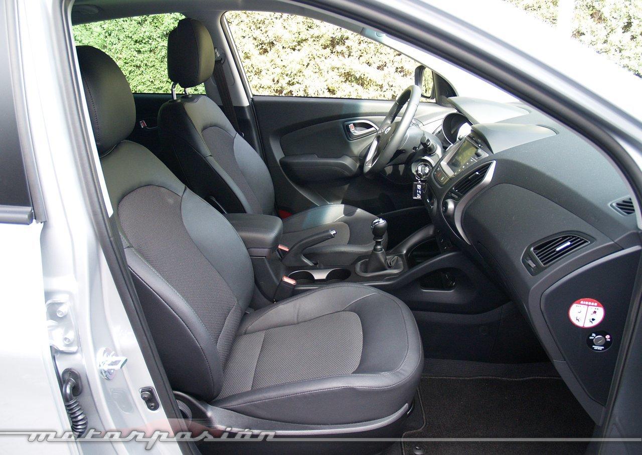 Foto de Hyundai ix35  (miniprueba en Madrid) (20/23)
