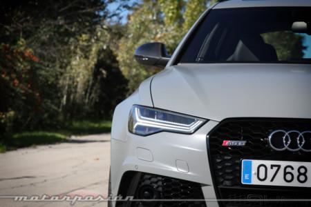 Audi RS6 Avant Prueba 10