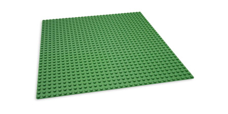 Lego Green Base