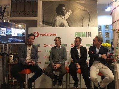 Vodafone y Filmin se alían: contenidos integrados en el deco y oferta especial para los clientes del operador