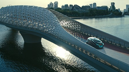 Mercedes Benz Vision Urbanetic 002
