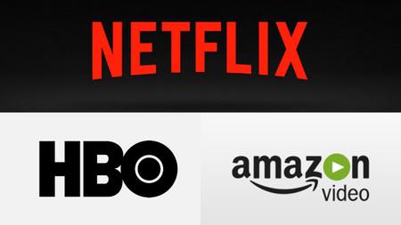 Netflix Amazon Hbo