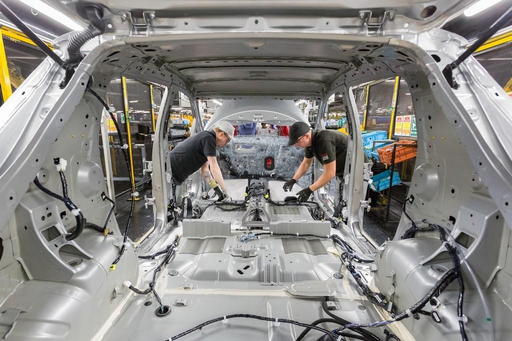 Nissan está muy cerca de vender su negocio de baterías al grupo chino GSR Capital