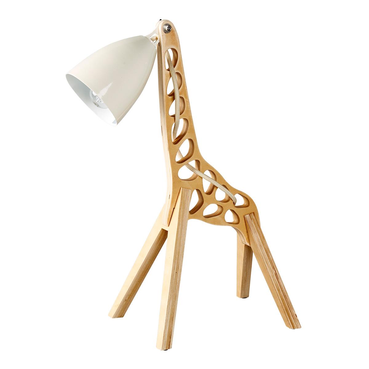 Flexo de madera Giraffe Mini-Home El Corte Inglés
