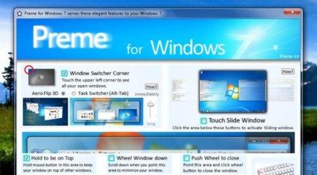 Preme mejora sustancialmente la gestión de ventanas en Windows 7