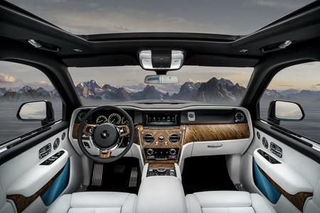 Rolls Royce Cullinan 18