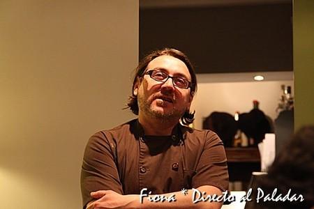 Marcelo, chef de Vino y Oliva