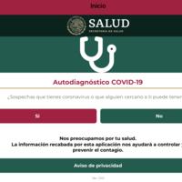 'COVID-19MX': la app oficial para autodiagnóstico de COVID-19 en México ya está disponible para Android y iOS y así funciona
